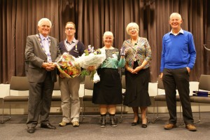 Gedecoreerden EHBO Heemskerk 2012